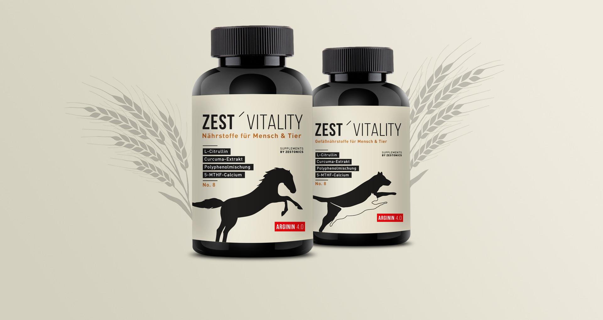 Zest'Vitality von Zestonics